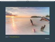 Cover-Bild zu Trauminseln 2021 von KUNTH Verlag (Hrsg.)