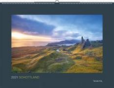 Cover-Bild zu Schottland 2021 von KUNTH Verlag (Hrsg.)