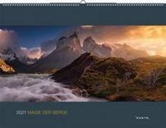 Cover-Bild zu Magie der Berge 2021 von KUNTH Verlag (Hrsg.)