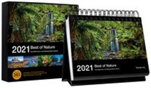 Cover-Bild zu Tischkalender Best of Nature 2021 von KUNTH Verlag (Hrsg.)