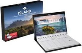 Cover-Bild zu Island Tischkalender 2021 von KUNTH Verlag (Hrsg.)