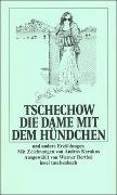 Cover-Bild zu Tschechow, Anton: Die Dame mit dem Hündchen