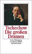 Cover-Bild zu Tschechow, Anton: Die grossen Dramen
