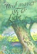 Cover-Bild zu Tagore, Rabindranath: Und immer ist es Liebe - Erzählungen
