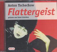 Cover-Bild zu Tschechow, Anton: Flattergeist. CD