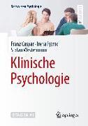 Cover-Bild zu Klinische Psychologie von Caspar, Franz