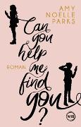 Cover-Bild zu Can you help me find you? von Parks, Amy Noelle