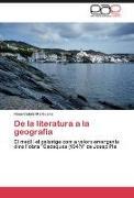 Cover-Bild zu De la literatura a la geografia von Català Marticella, Rosa