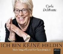 Cover-Bild zu Carla, Del Ponte: Ich bin keine Heldin