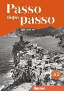 Cover-Bild zu Passo dopo passo A2 - Sprachtrainer von Vannini, Marinella
