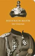 Cover-Bild zu Mann, Heinrich: Der Untertan