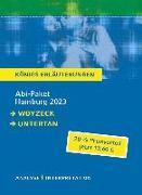 Cover-Bild zu Mann, Heinrich: Abitur Deutsch Hamburg 2023 - Königs-Erläuterungen-Paket