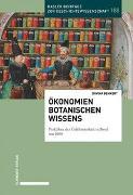 Cover-Bild zu Benkert, Davina: Ökonomien botanischen Wissens