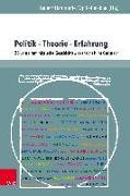 Cover-Bild zu Bauer, Ingrid (Hrsg.): Politik - Theorie - Erfahrung