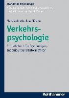 Cover-Bild zu Verkehrspsychologie von Vollrath, Mark