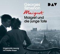 Cover-Bild zu Simenon, Georges: Maigret und die junge Tote