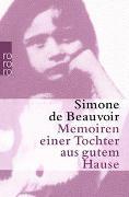 Cover-Bild zu Beauvoir, Simone de: Memoiren einer Tochter aus gutem Hause