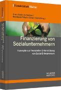 Cover-Bild zu Achleitner, Ann-Kristin (Hrsg.): Finanzierung von Sozialunternehmern