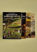 Cover-Bild zu Historischer Verein des Kantons Bern (Hrsg.): Geschichte des Kantons Bern seit 1798