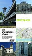 Cover-Bild zu Bratislava - Der Architekturführer von Dulla, Matús