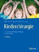 Cover-Bild zu Kinderchirurgie (eBook) von Ure, Benno (Hrsg.)