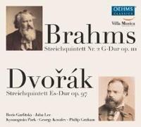 Cover-Bild zu Garlitsky: Streichquintett 2 op.111/Es-Dur op.97