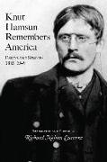 Cover-Bild zu Hamsun, Knut: Knut Hamsun Remembers America