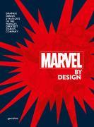 Cover-Bild zu gestalten (Hrsg.): Marvel by Design