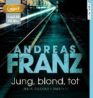 Cover-Bild zu Franz, Andreas: Jung, blond, tot