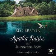 Cover-Bild zu Beaton, M. C.: Agatha Raisin und die ertrunkene Braut