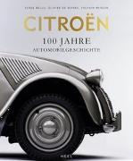 Cover-Bild zu Citroën von Bellu, Serge