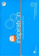 Cover-Bild zu New Inspiration 2. German Companion von Garton-Sprenger, Judy