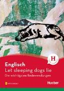 Cover-Bild zu Englisch - Let sleeping dogs lie (eBook) von Beran, Margret