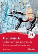 Cover-Bild zu Französisch - Têtu comme une mule (eBook) von Kunz, Valérie