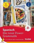 Cover-Bild zu Die neue Power-Grammatik Spanisch (eBook) von Rudolph, Hildegard