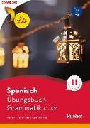 Cover-Bild zu Spanisch - Übungsbuch Grammatik A1/A2 (eBook) von Farah de Günther, Gabriela