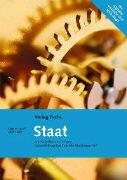 Cover-Bild zu Caduff, Claudio: Staat. Mit Aufgaben und Fragen. Grundbildung Kauffrau EFZ/Kaufmann EFZ
