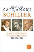 Cover-Bild zu Safranski, Rüdiger: Schiller
