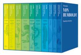Cover-Bild zu Humboldt, Alexander von: Sämtliche Schriften (Studienausgabe)
