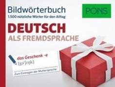 Cover-Bild zu PONS Bildwörterbuch Deutsch als Fremdsprache