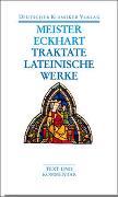Cover-Bild zu Eckhart, Meister: Predigten und Traktate