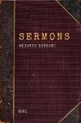 Cover-Bild zu Eckhart, Meister: Sermons