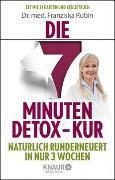 Cover-Bild zu Die 7-Minuten-Detox-Kur von Rubin, Franziska