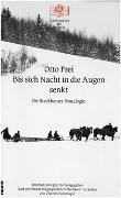 Cover-Bild zu Frei, Otto: Bis sich Nacht in die Augen senkt. Die Steckborner Pentalogie