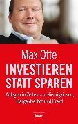 Cover-Bild zu Investieren statt sparen (eBook) von Otte, Max