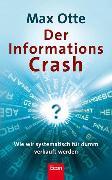 Cover-Bild zu Der Informationscrash (eBook) von Otte, Max