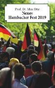 Cover-Bild zu Neues Hambacher Fest 2019 von Otte, Max (Hrsg.)