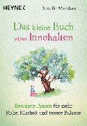Cover-Bild zu Das kleine Buch vom Innehalten (eBook) von Marchant, Danielle