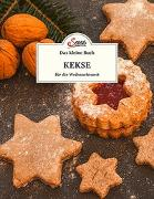 Cover-Bild zu Das kleine Buch: Kekse für die Weihnachtszeit von Oberndorfer, Andreas