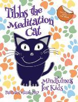 Cover-Bild zu TIBBS THE MEDITATION CAT von Collard, Patrizia